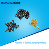 Non-standard tapping screws